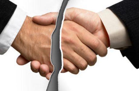הפרת חוזה - חוק החוזים
